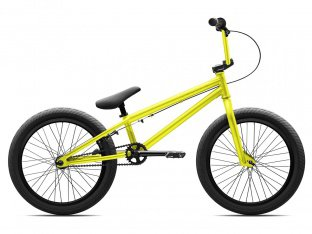 "Verde BMX ""Vectra"" 2018 BMX Rad - Hi-Vis Yellow"