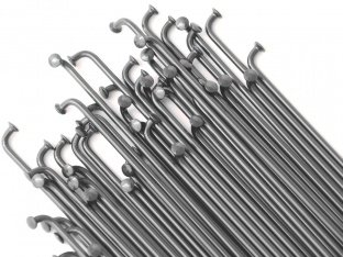 "Vocal ""Stainless Steel"" Spokes"