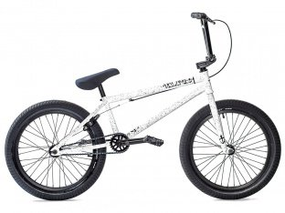 "Volume Bikes ""Broc Raiford"" 2018 BMX Bike - White/Black Drops 