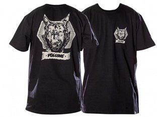 "Volume Bikes ""Mad Dog"" T-Shirt - Black"