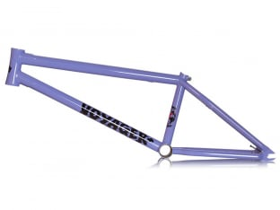 "Volume Bikes ""Voyager"" 2020 BMX Rahmen - Lite Purple (Billy Perry)"
