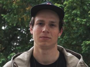 André  Bodlin -  kunstform BMX Shop Team