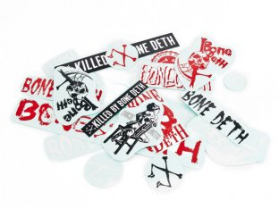 Bone Deth Stickerset