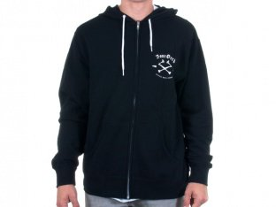 "Bone Deth ""Thumbs"" Hooded Zipper"