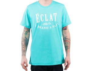 "eclat ""A Part"" T-Shirt - Heather Sea Green"