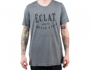 "eclat ""A Part"" T-Shirt - Heather Grey"