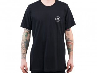"eclat ""Circle Icon"" T-Shirt - Black"