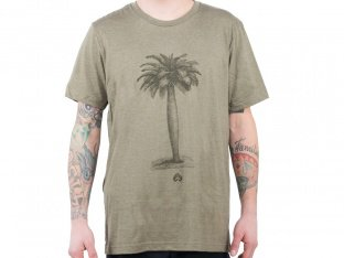 "eclat ""Palm"" T-Shirt - Olive"