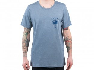 "eclat ""Vision"" T-Shirt - Heather Slate"
