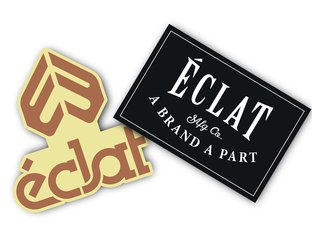 "eclat ""Window"" Stickerset"