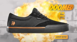 Etnies X Doomed Collection