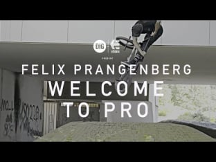 Felix Prangenberg - Welcome to Etnies Pro Video
