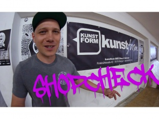 freedombmx - kunstform BMX Shop Check