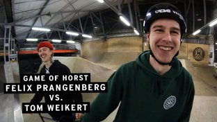 Game of HORST - Felix Prangenberg vs. Tom Weikert
