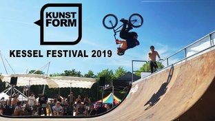 Video: Miniramp Highlights @ Kessel Festival Stuttgart 2019