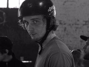 Konsty Rudobashta - kunstform BMX Shop Team