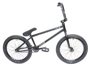 "kunstform ""ALL IN X Profile"" 2020 Custom BMX Bike - Black"