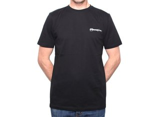 "kunstform ""Back Logo v2"" T-Shirt - Black"