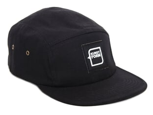 "kunstform ""Badge 5-Panel"" Kappe"