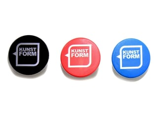 kunstform Button Set
