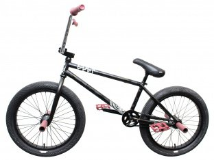 "kunstform ""Cult X Eclat"" BMX Bike - LHD 