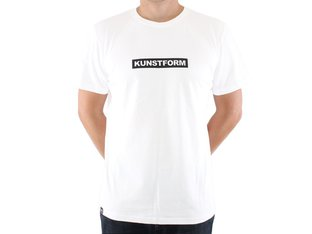 "kunstform ""Team"" T-Shirt - White"