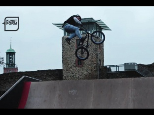 kunstform BMX Shop - sunday session - Darmstadt