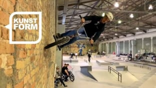 Winter Escape BMX Session #3 - Skatehalle Berlin Video