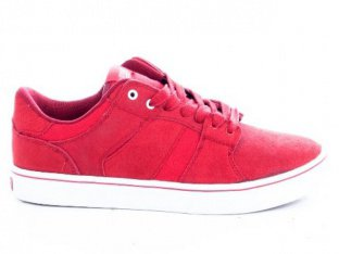"Lotek ""Fader"" Shoes - Red/White"