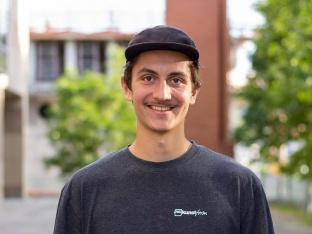Markus  Schwital -  kunstform BMX Shop Team