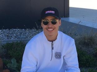 Miguel Smajli - kunstform  BMX Shop  Team