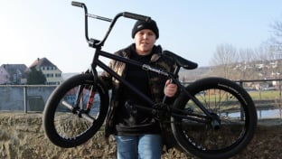 Mika Köhler bike check