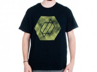"Proper Bikes ""Hex"" T-Shirt - Black"