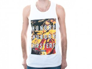 "Pyknic ""Hungry Hipsters"" Tank Top"
