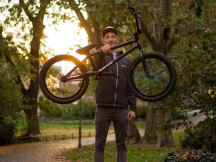 Ricky Felchner - Bike Check 2017