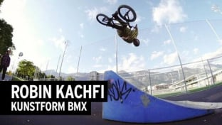 Robin Kachfi 2020 BMX Video