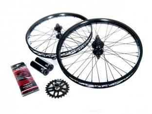 "SaltPlus ""Summit Kit"" BMX Teileset"