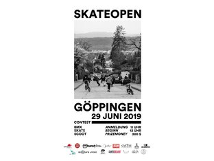 BMX Event: Göppingen Skate Open Contest 2019