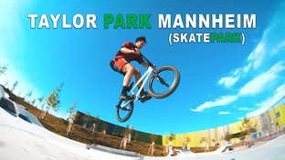 Taylor Park BMX Session Video