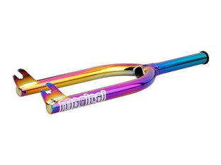 "SNAFU ""Magical"" BMX Gabel - Oil Slick"