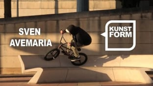 Sven Avemaria - Barcelona BMX Street Video