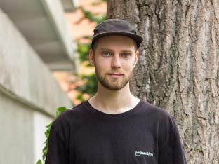 Sven  Avemaria -  kunstform BMX Shop Team