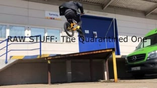 Miguel Smajli - The Quarantined One BMX Video