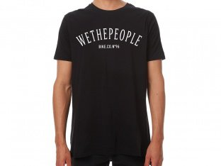 "wethepeople ""ARC"" T-Shirt - Black"