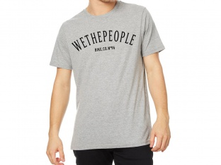 "wethepeople ""ARC"" T-Shirt - Grey"
