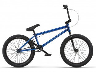 "wethepeople ""Arcade"" 2018 BMX Rad - Translucent Blue"