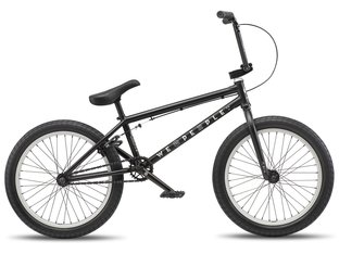 "wethepeople ""Arcade"" 2019 BMX Rad - Matt Black"