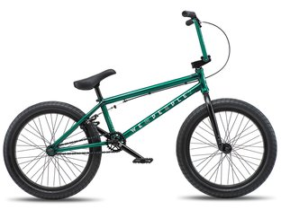 "wethepeople ""Arcade"" 2019 BMX Bike - Trans Green"