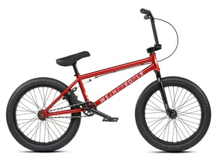"wethepeople ""Arcade"" 2021 BMX Rad - Candy Red"