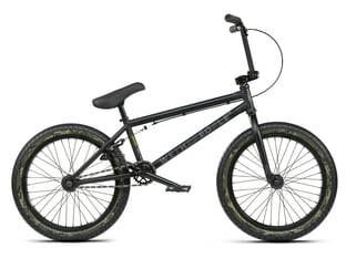"wethepeople ""Arcade"" 2021 BMX Bike - Matt Black"